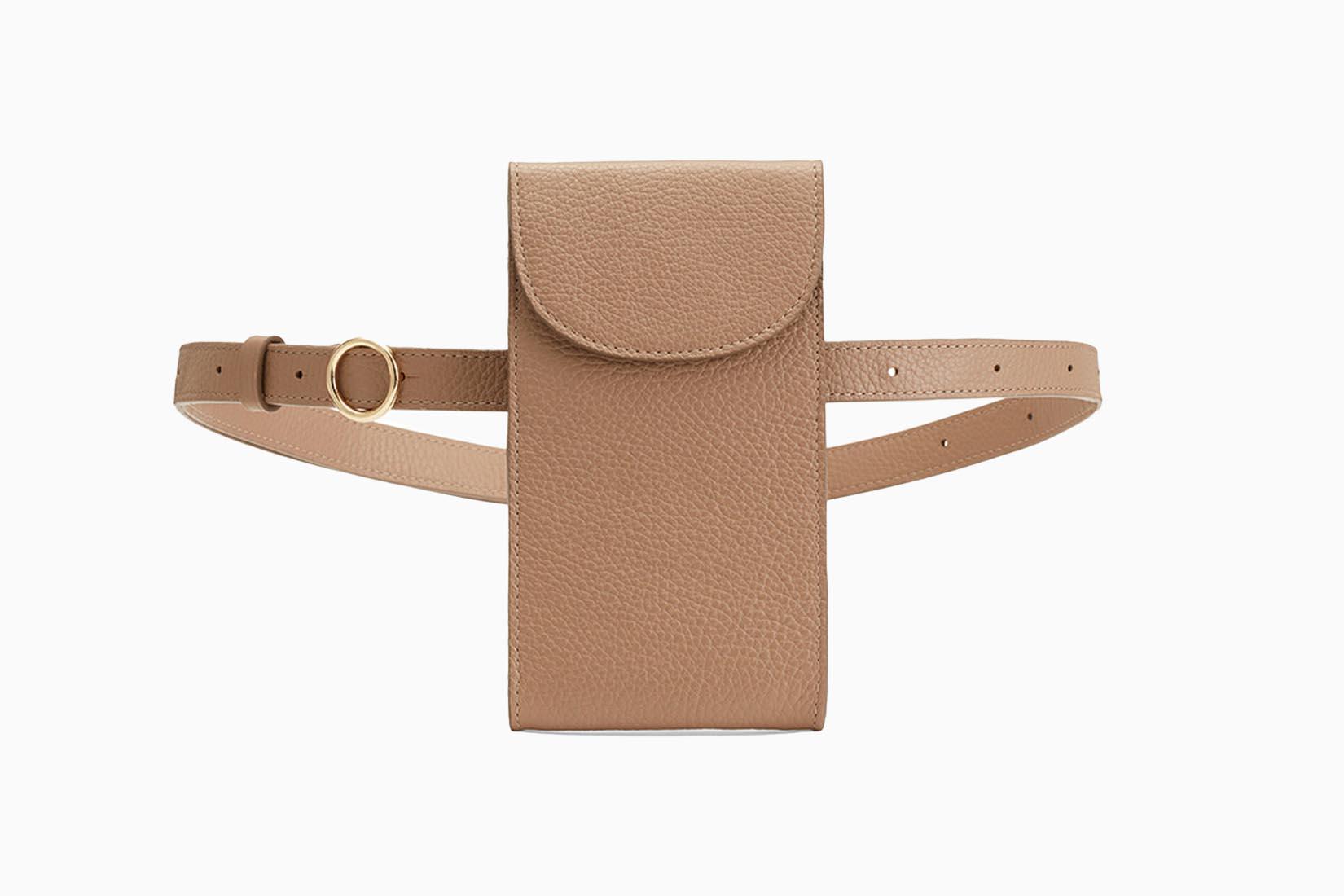 best belt bags women Cuyana review Luxe Digital