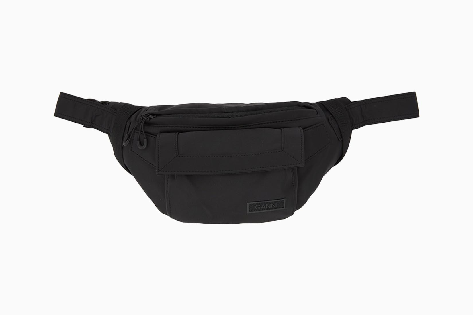 best belt bags women Ganni review Luxe Digital