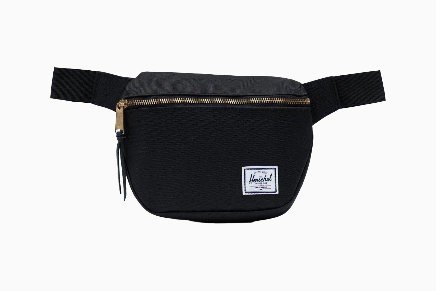 best belt bags women Herschel review Luxe Digital