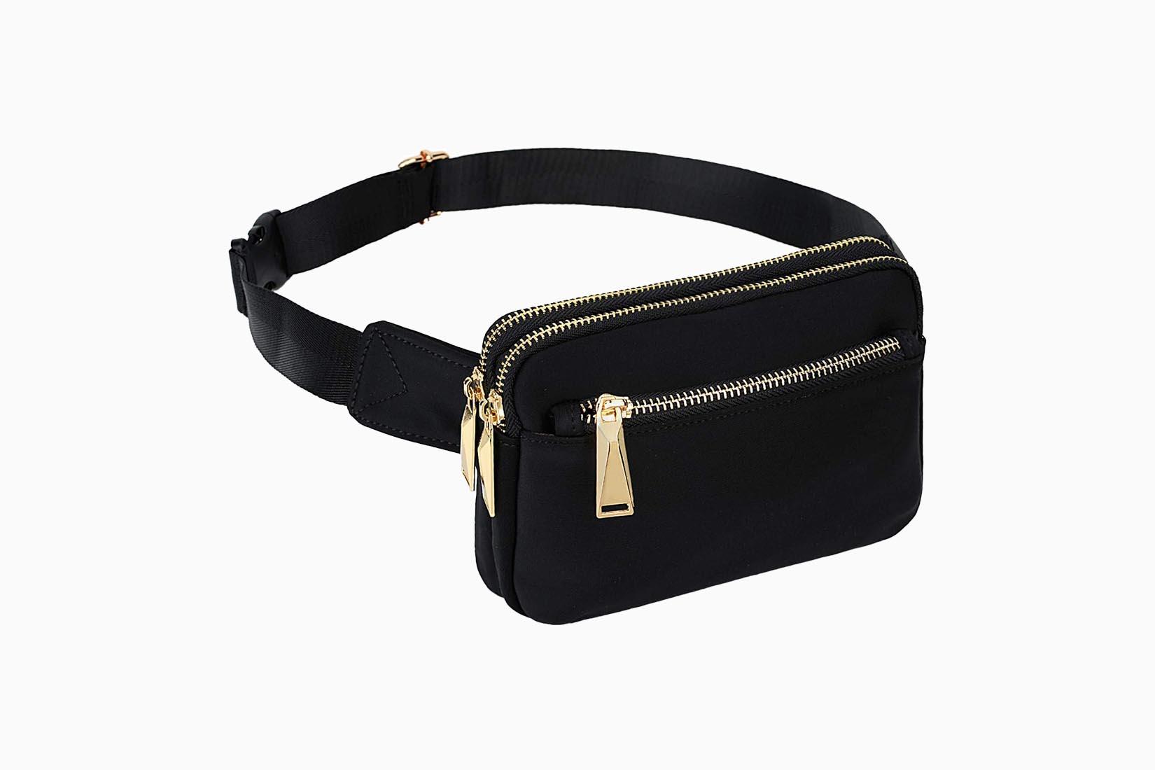 best belt bags women UTO review Luxe Digital
