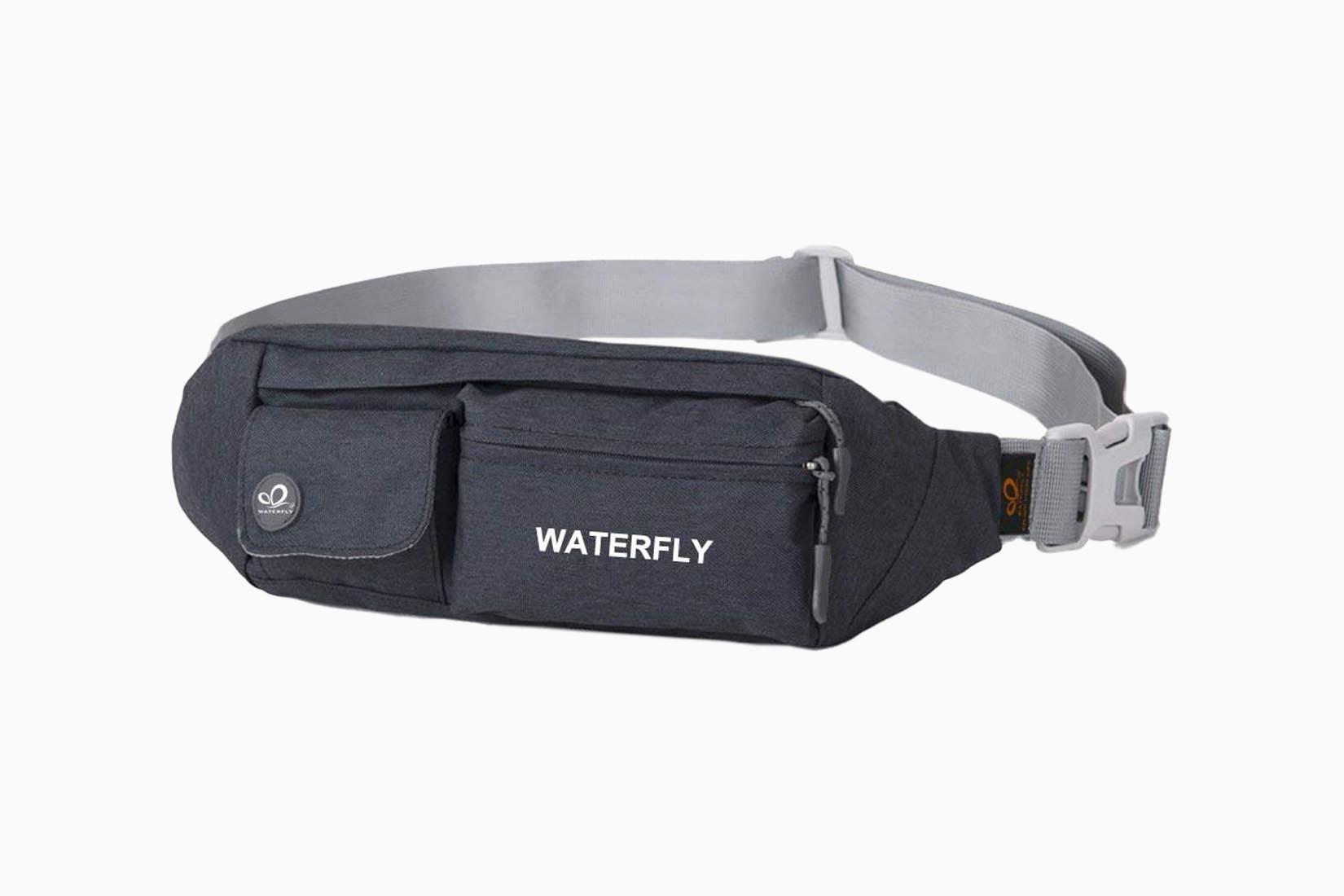 best belt bags women Waterfly review Luxe Digital