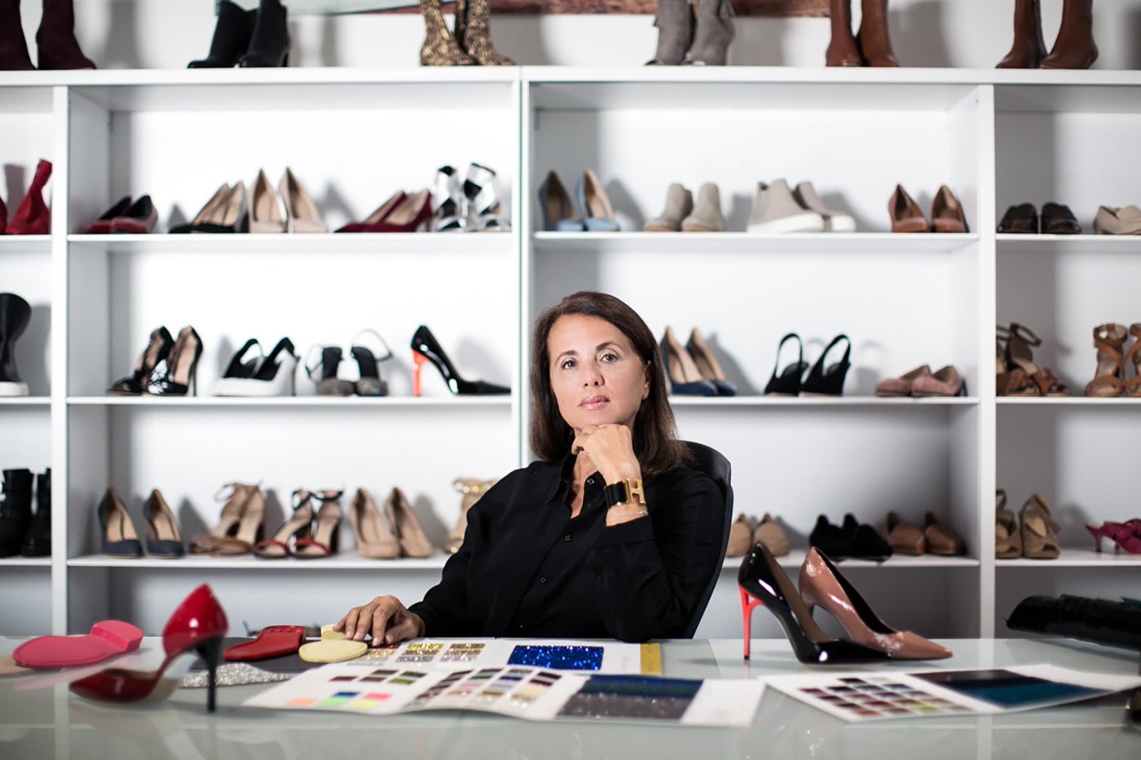 Maria Gangemi interview M.Gemi shoes - Luxe Digital