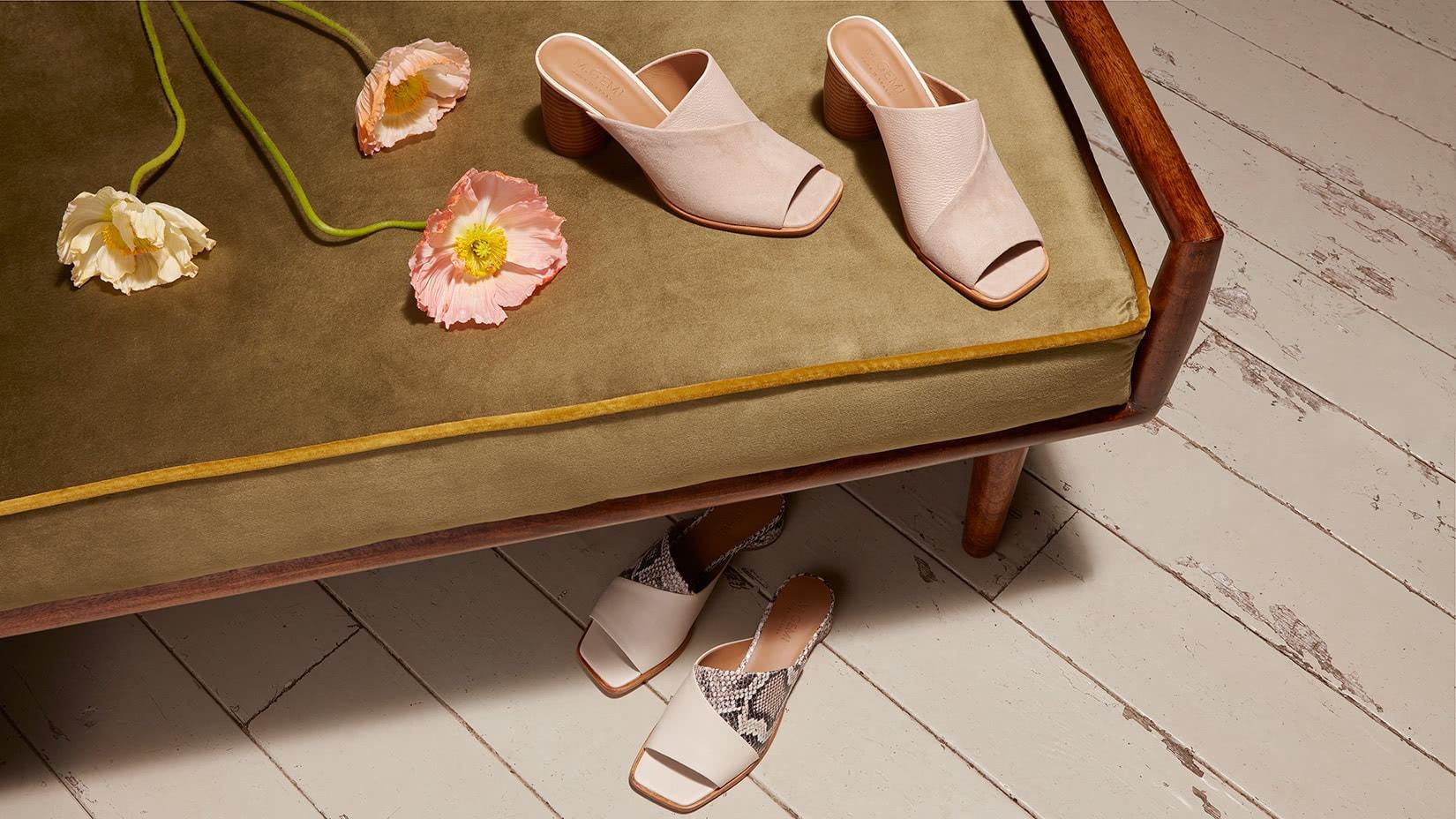 Maria Gangemi M.Gemi shoes - Luxe Digital