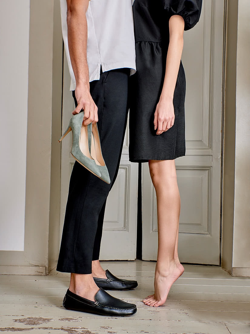 Maria Gangemi M.Gemi women men collection - Luxe Digital