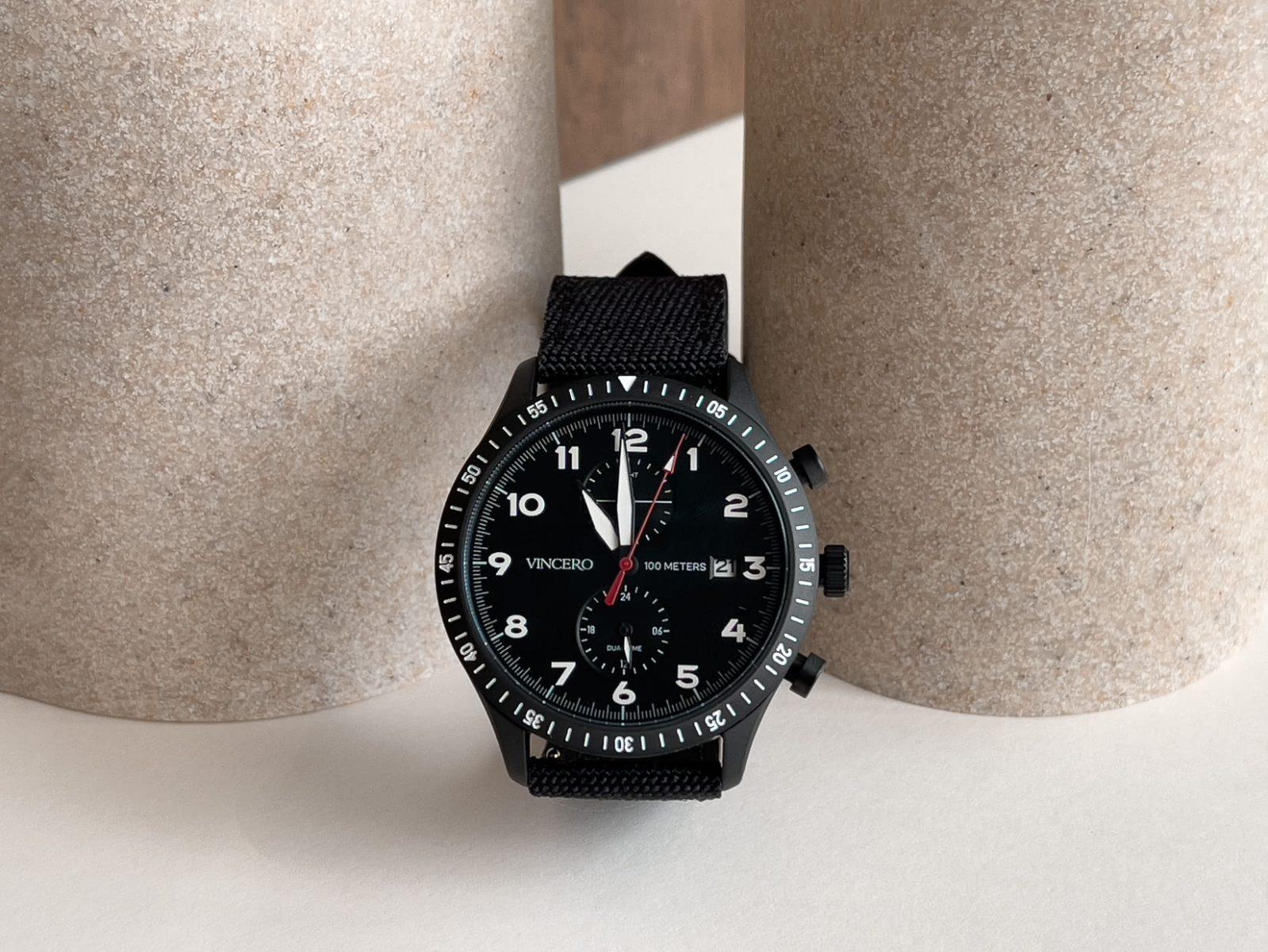Vincero altitude watch review - Luxe Digital