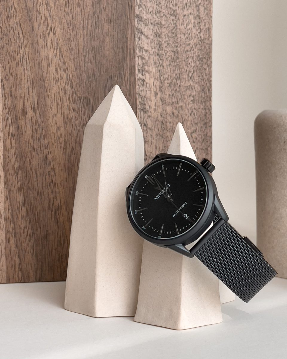 Vincero icon watch review - Luxe Digital