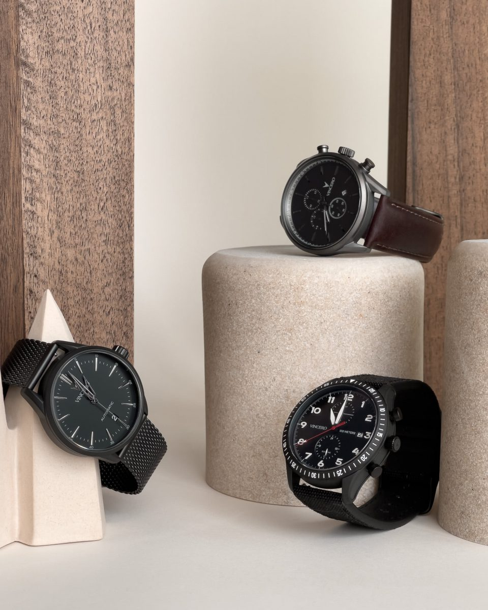 Vincero watches review discount code - Luxe Digital