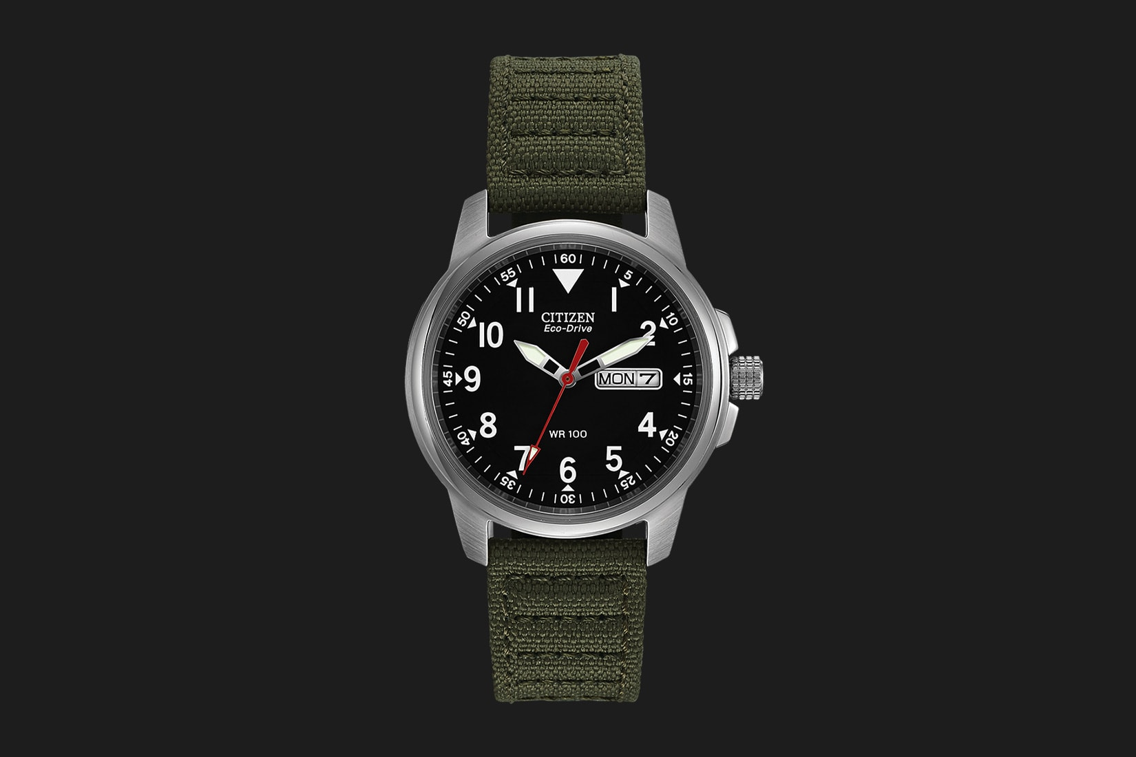best field army watches citizen chandler eco-drive review - Luxe Digital