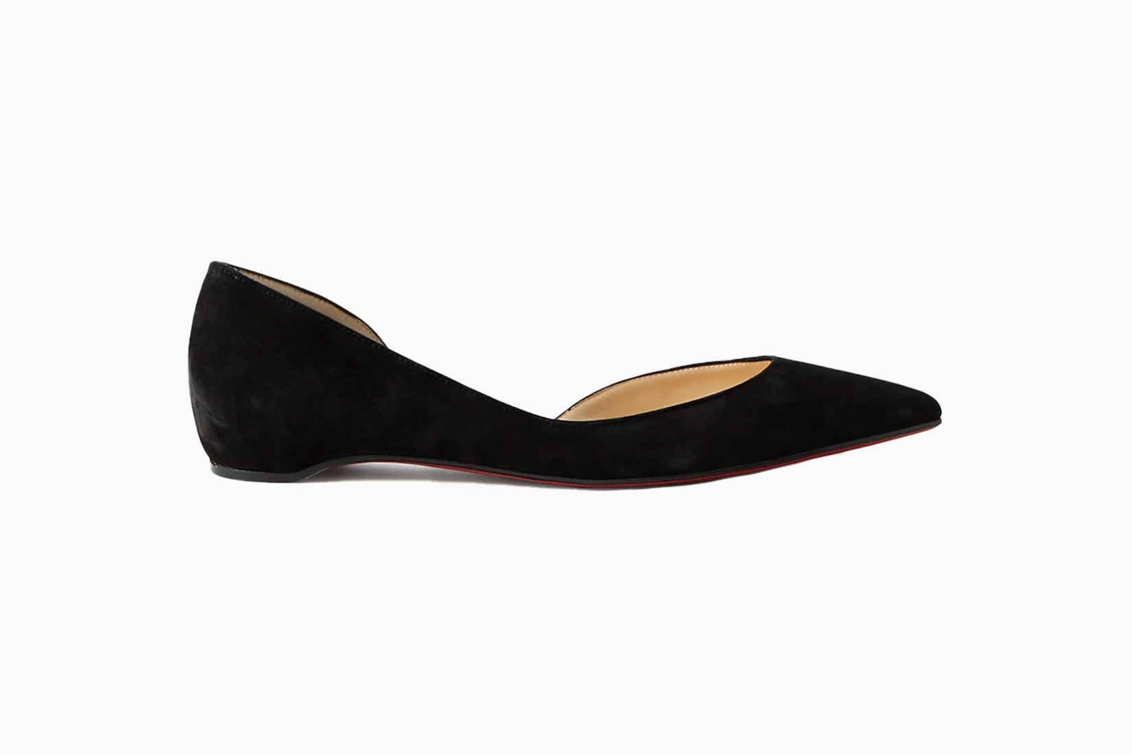 most comfortable flats women christian louboutin pointed toe flats luxe digital