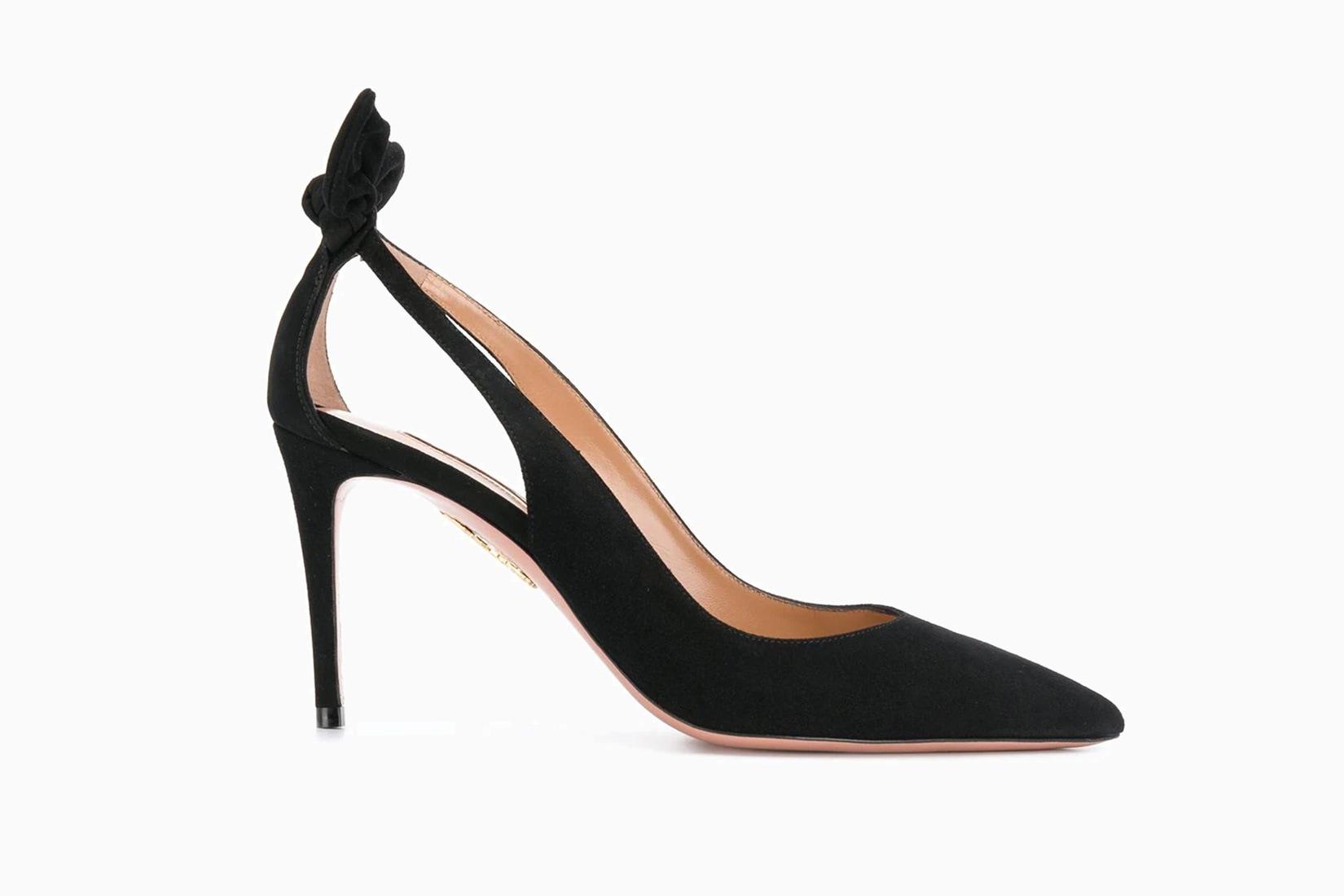 most comfortable heels aquazzura luxe digital