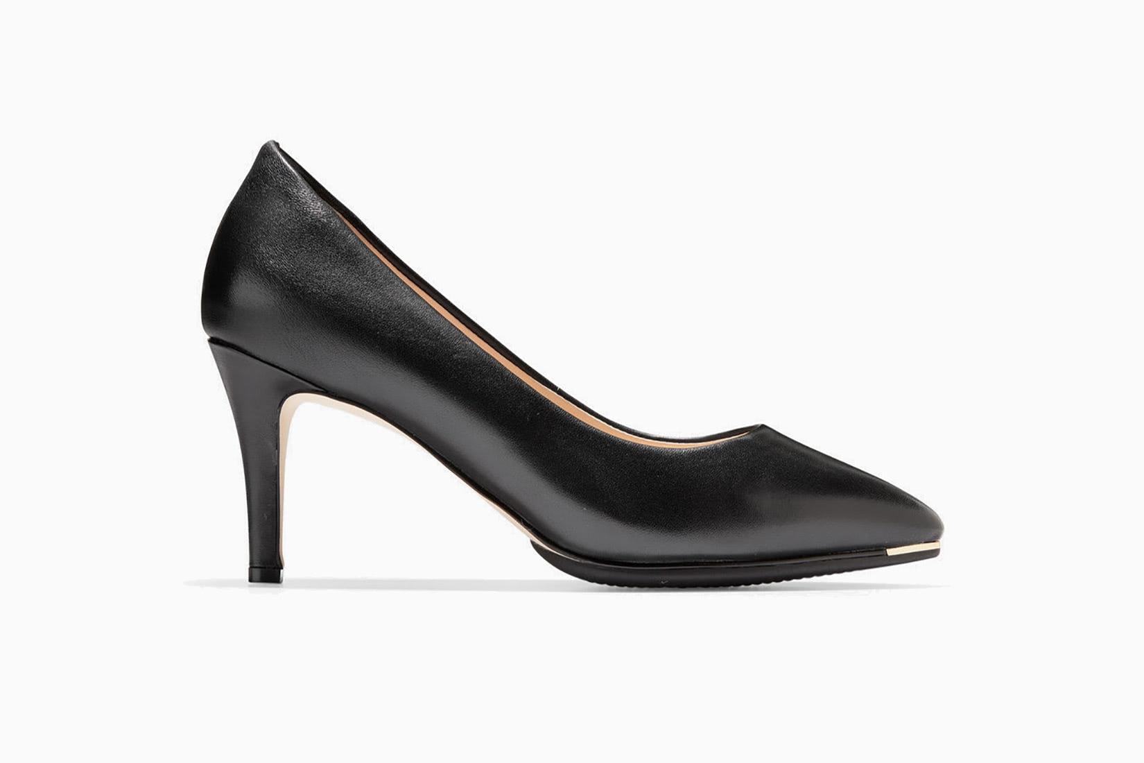 most comfortable heels cole haan luxe digital