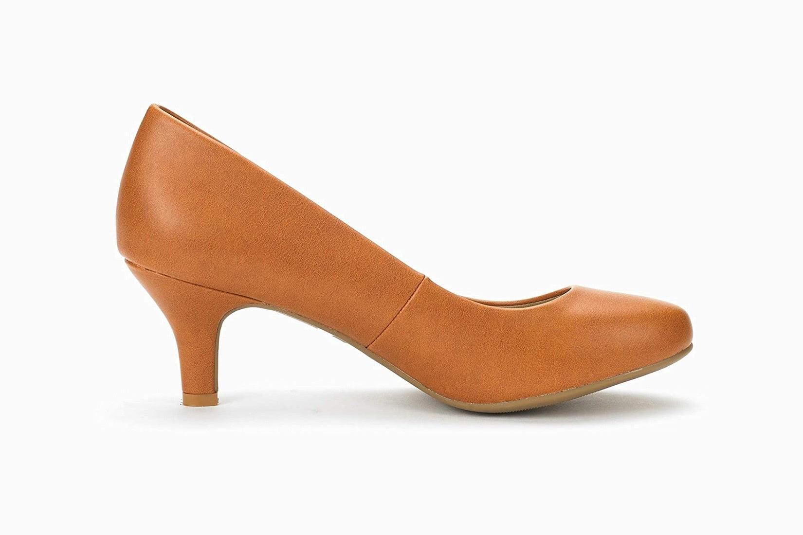 most comfortable heels dream pairs low heel luxe digital