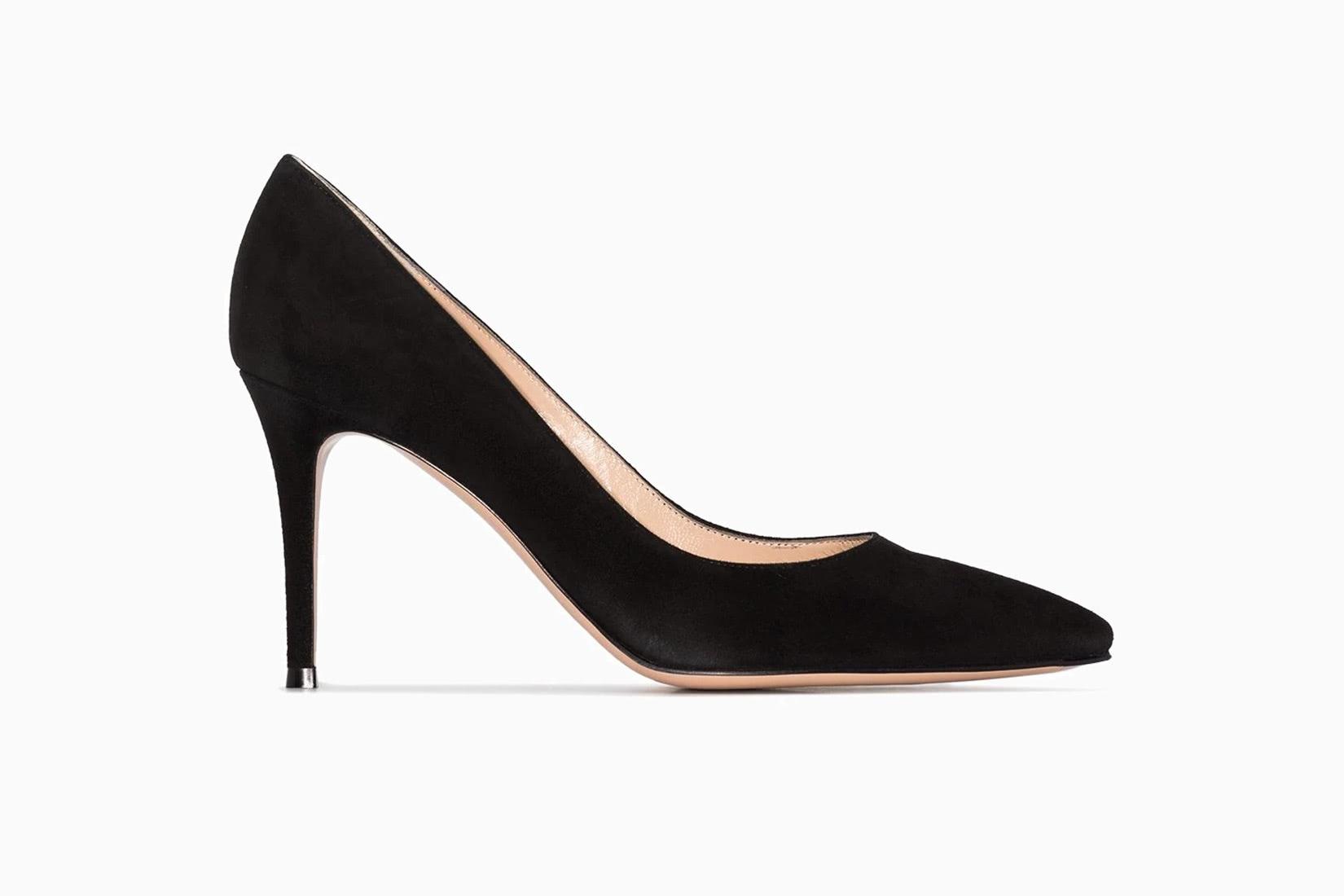 most comfortable heels gianvito rossi luxe digital