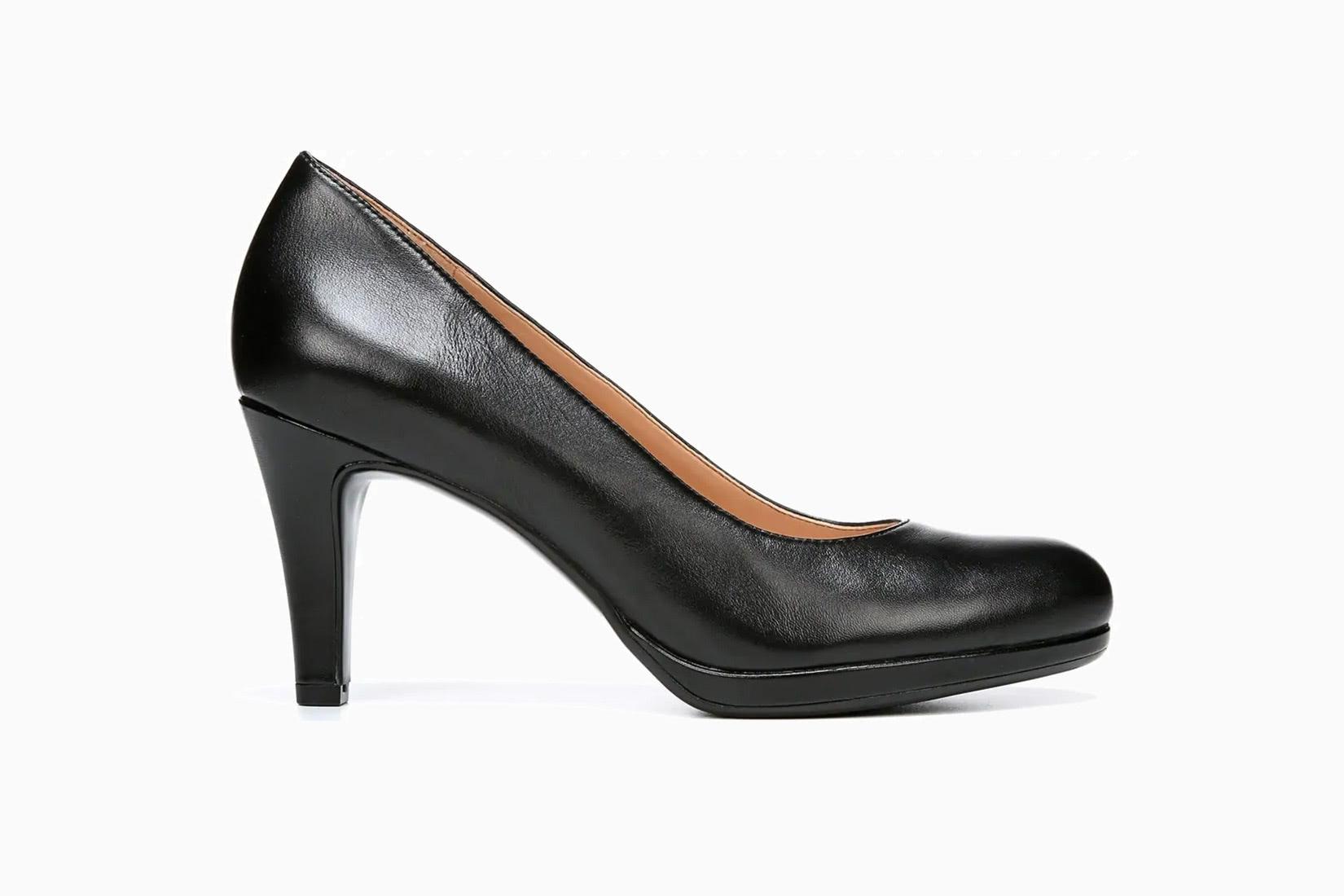 most comfortable heels naturalizer luxe digital