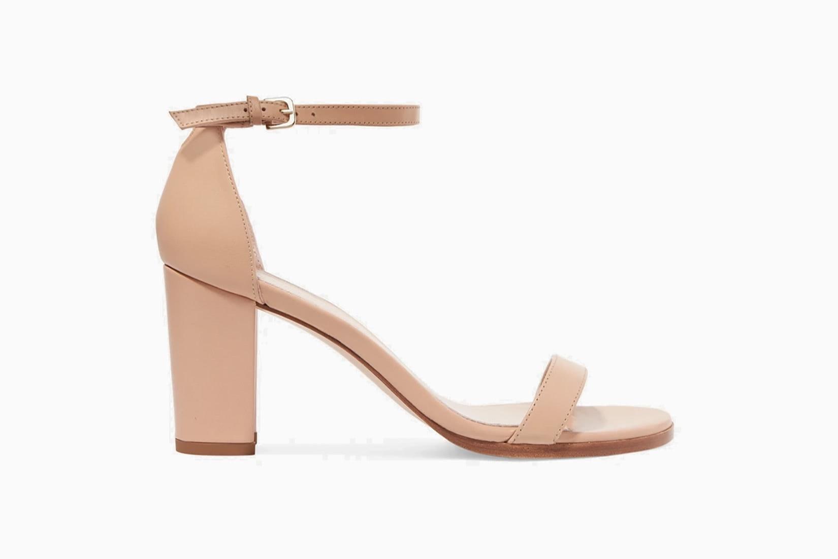 most comfortable heels stuart weitzman luxe digital