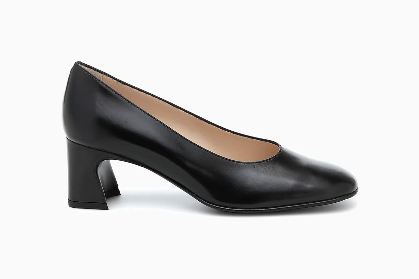 most comfortable heels tods luxe digital