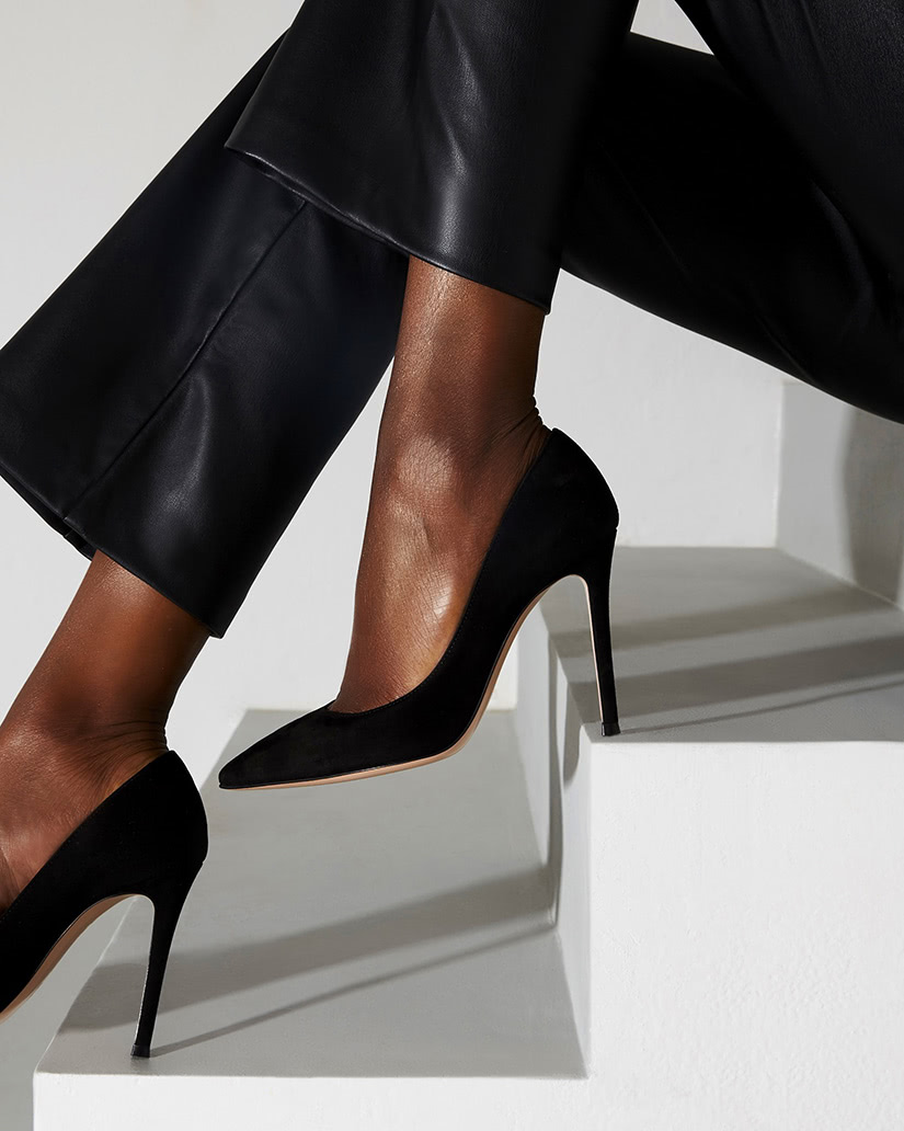 most comfortable high heels luxe digital