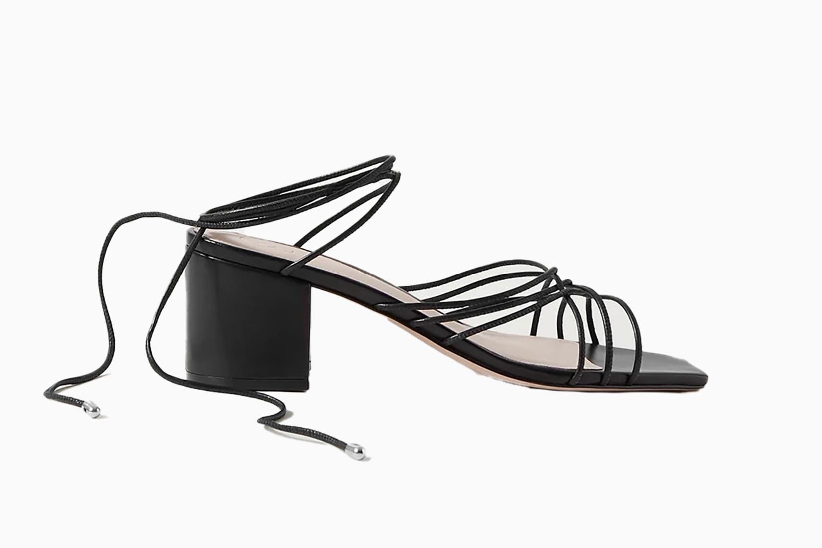 most comfortable heels porte paire luxe digital