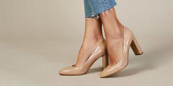 most comfortable heels luxe digital