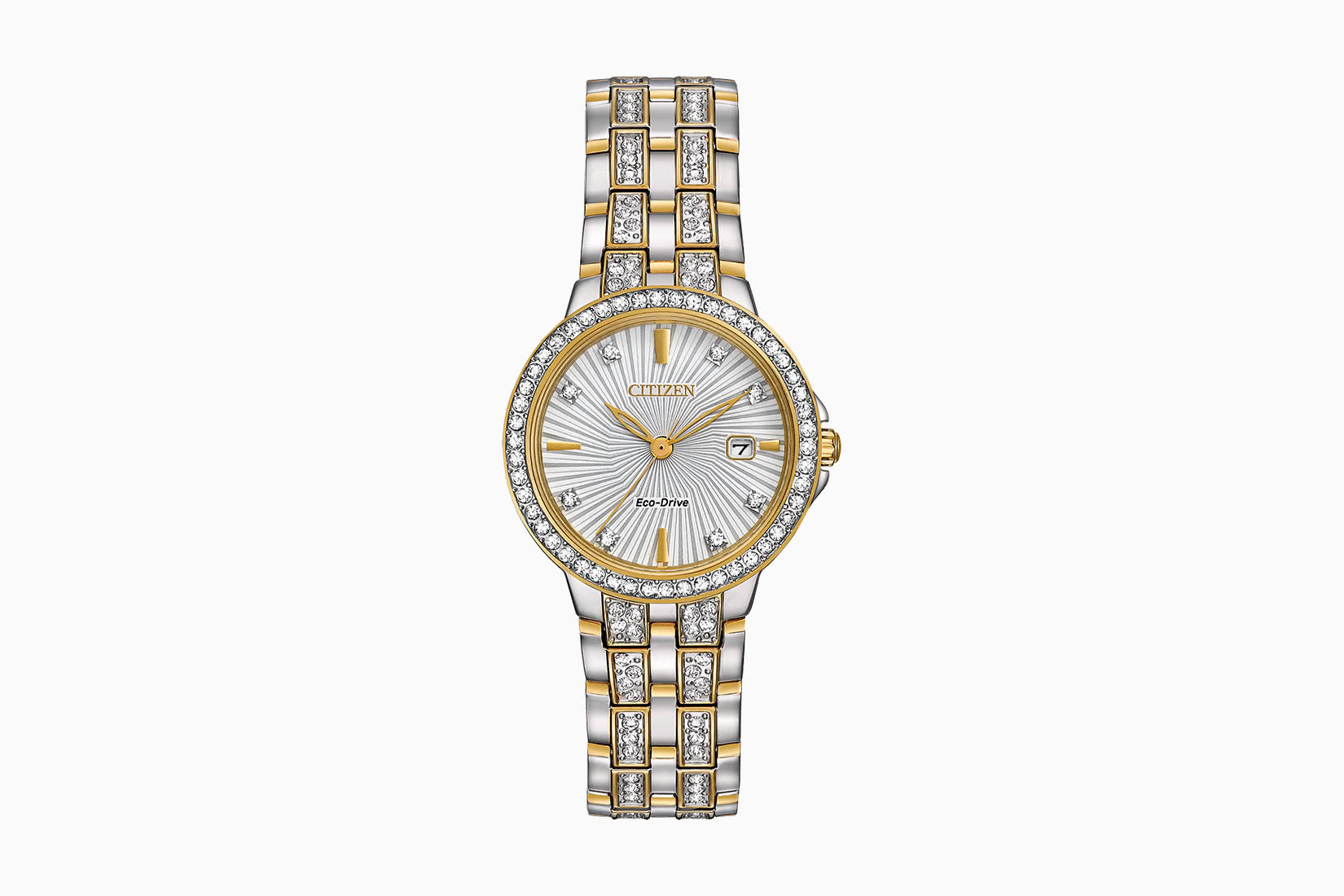 best women watches jewelry citizen silhouette crystal review - Luxe Digital