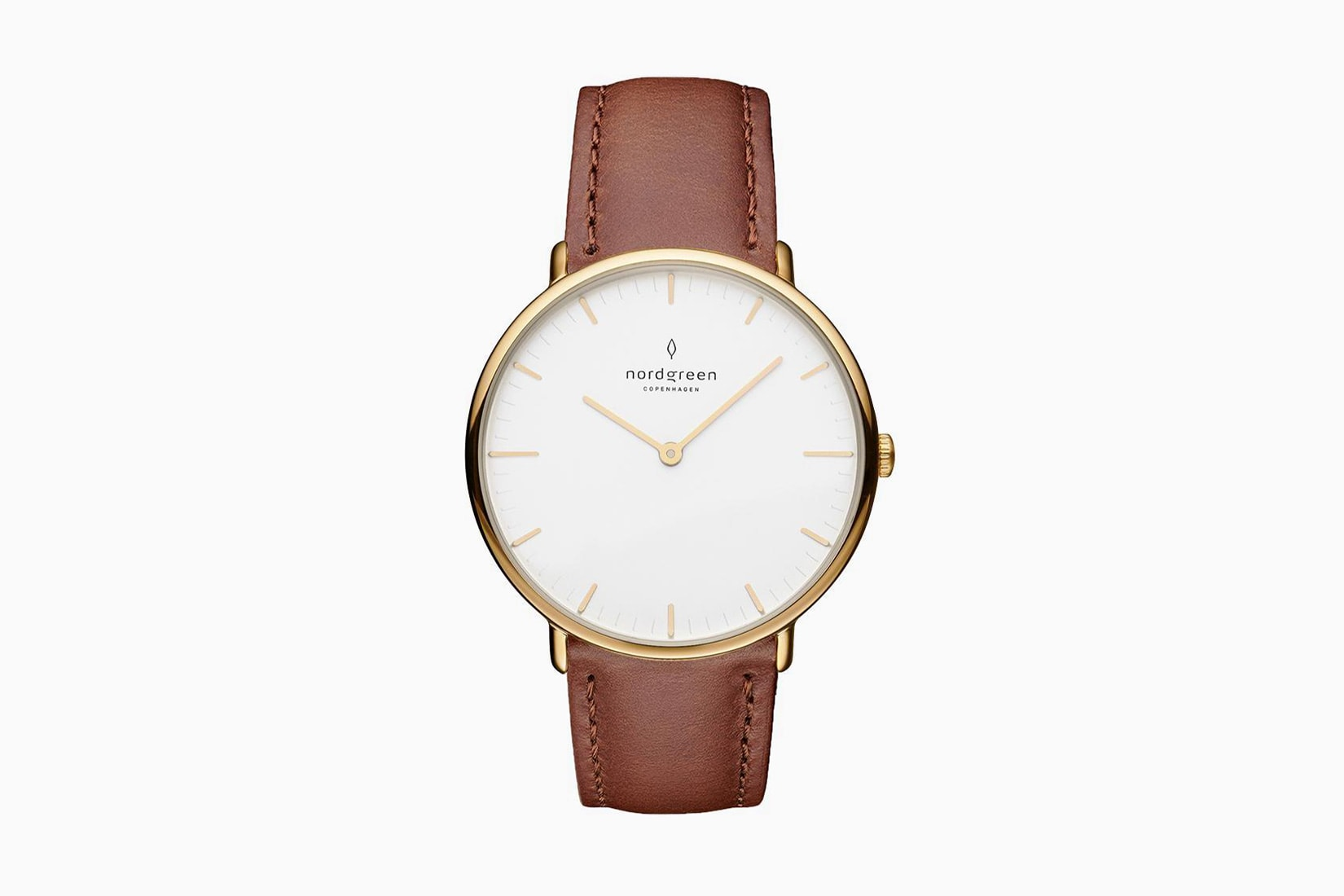 best women watches leather bracelet nordgreen native review - Luxe Digital