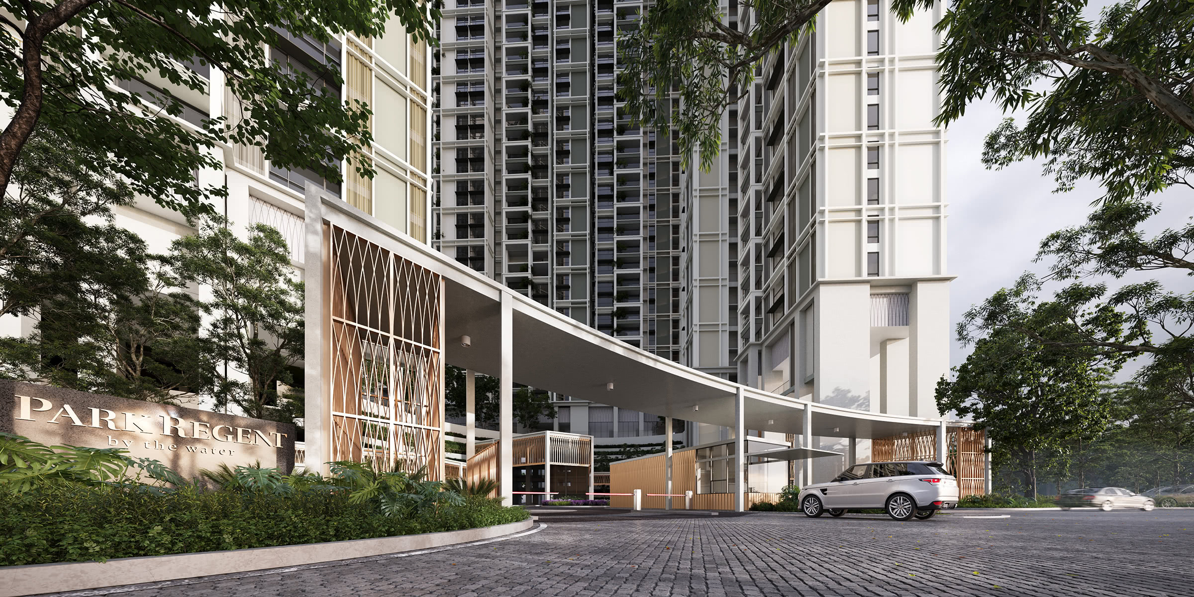 park regent kuala lumpur property development - Luxe Digital