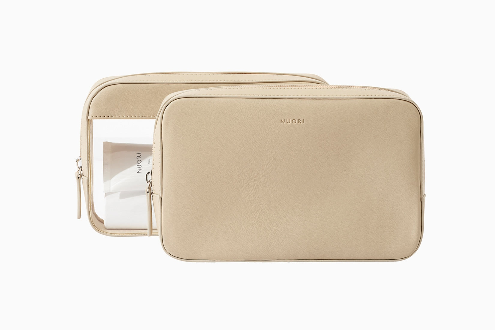 best toiletry bags women nuori travel set luxe digital