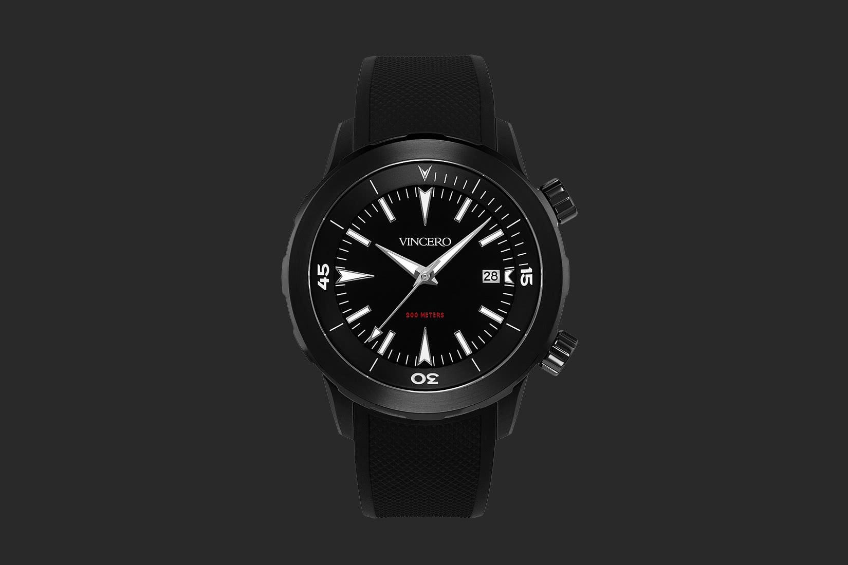 best dive watch affordable vincero vessel review - Luxe Digital
