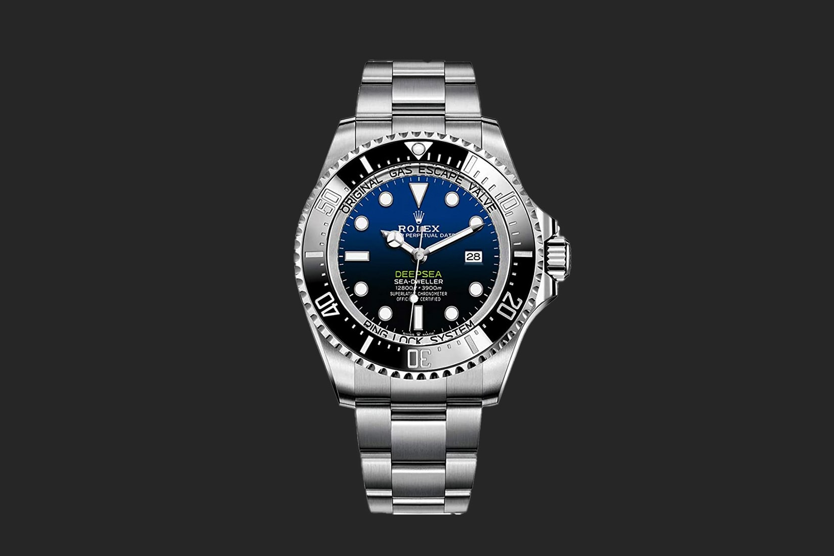 best dive watch rolex sea dweller deepsea review - Luxe Digital