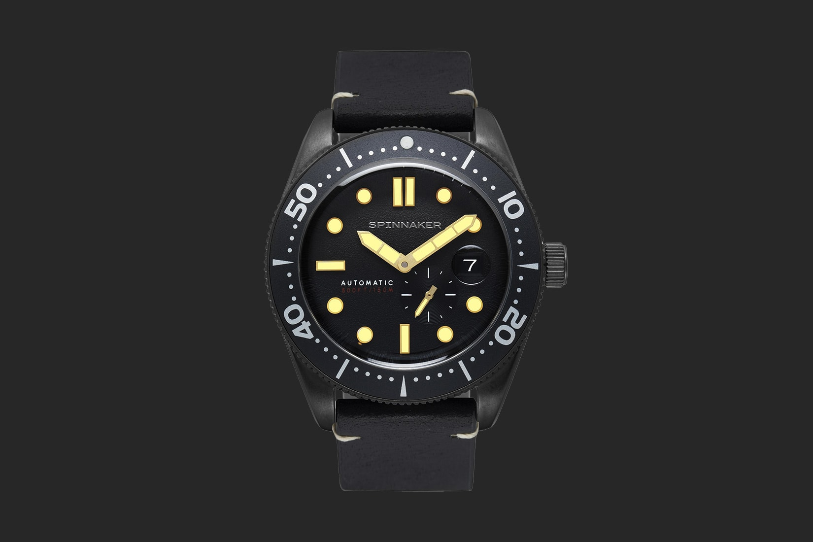 best dive watch stealth spinnaker croft review - Luxe Digital