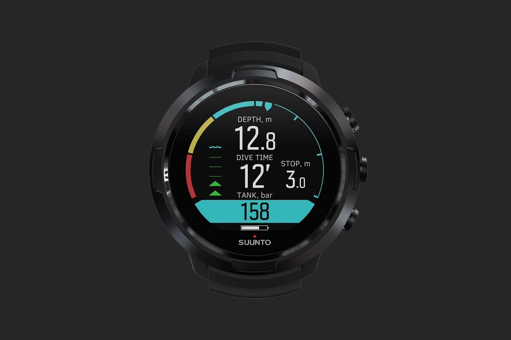 best diving wrist computer suunto D5 review - Luxe Digital