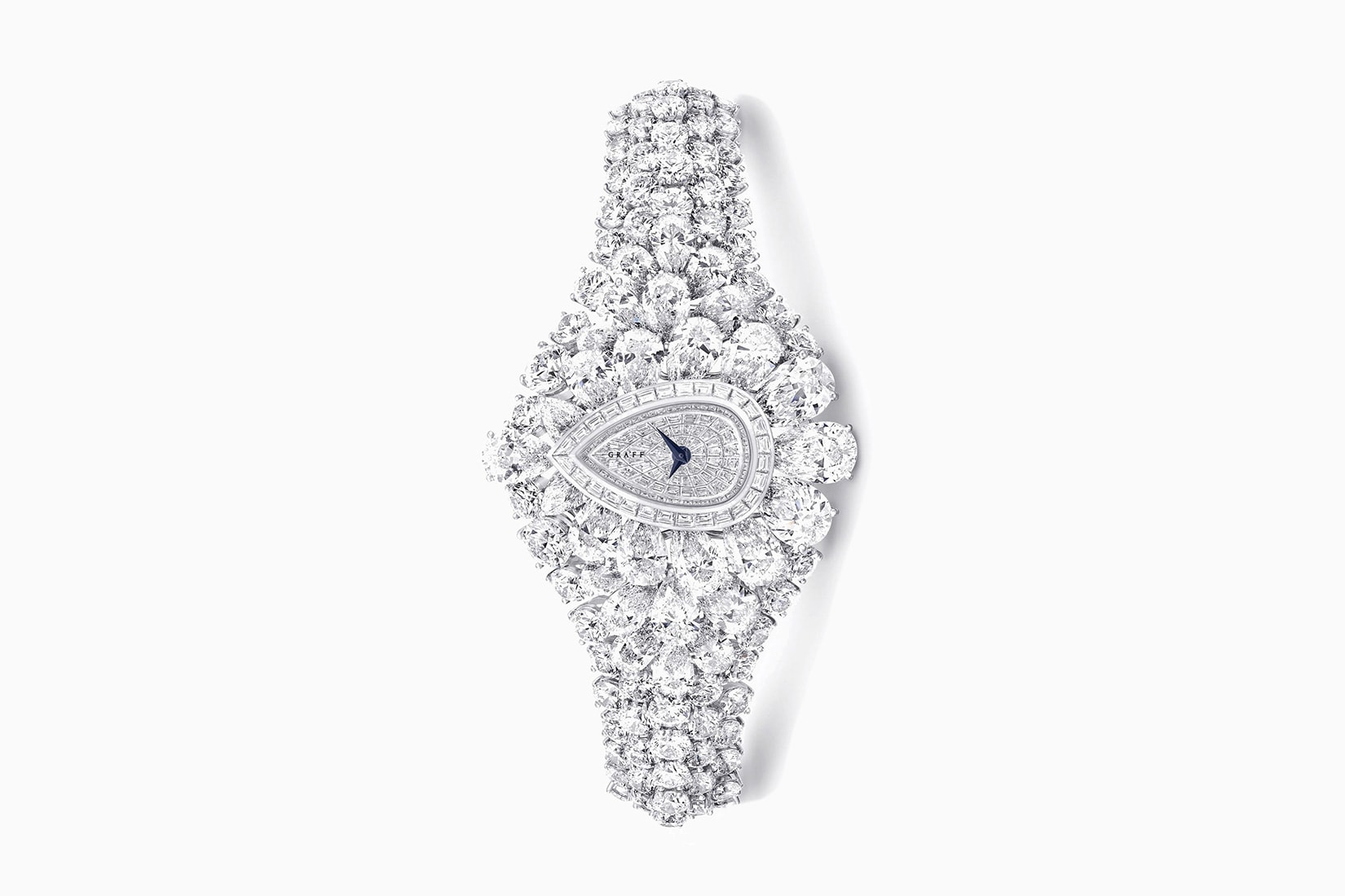 most expensive watches graff diamonds the fascination - Luxe Digital