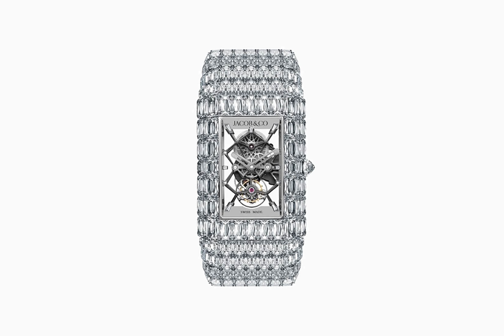 most expensive watches jacob & co. billionaire watch - Luxe Digital