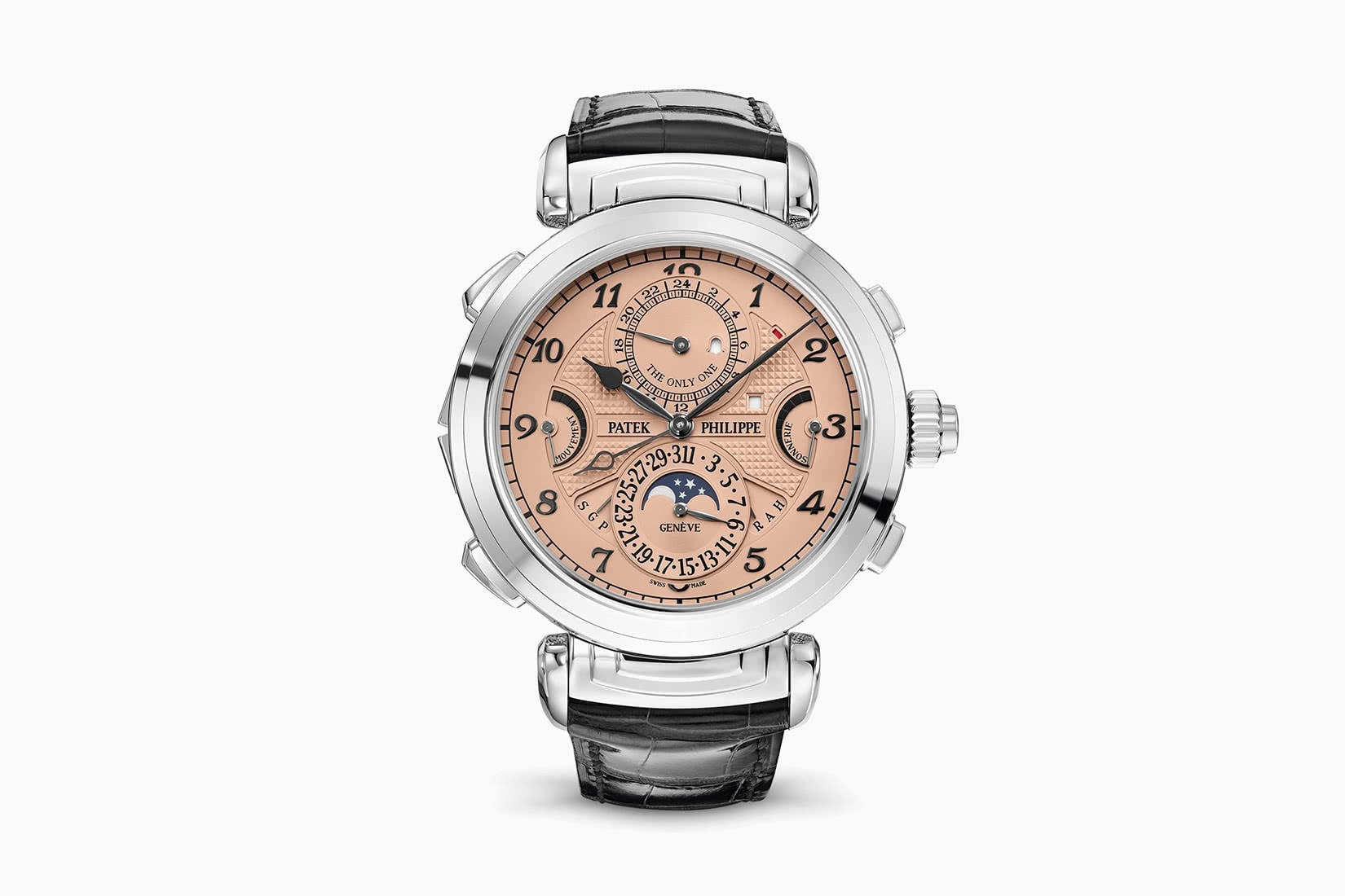 most expensive watches patek philippe grandmaster chime ref 6300A 010 - Luxe Digital