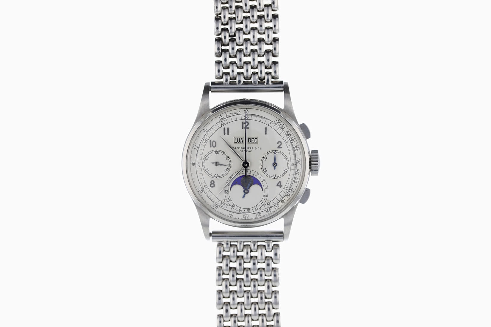most expensive watches patek philippe stainless steel ref 1518 - Luxe Digital