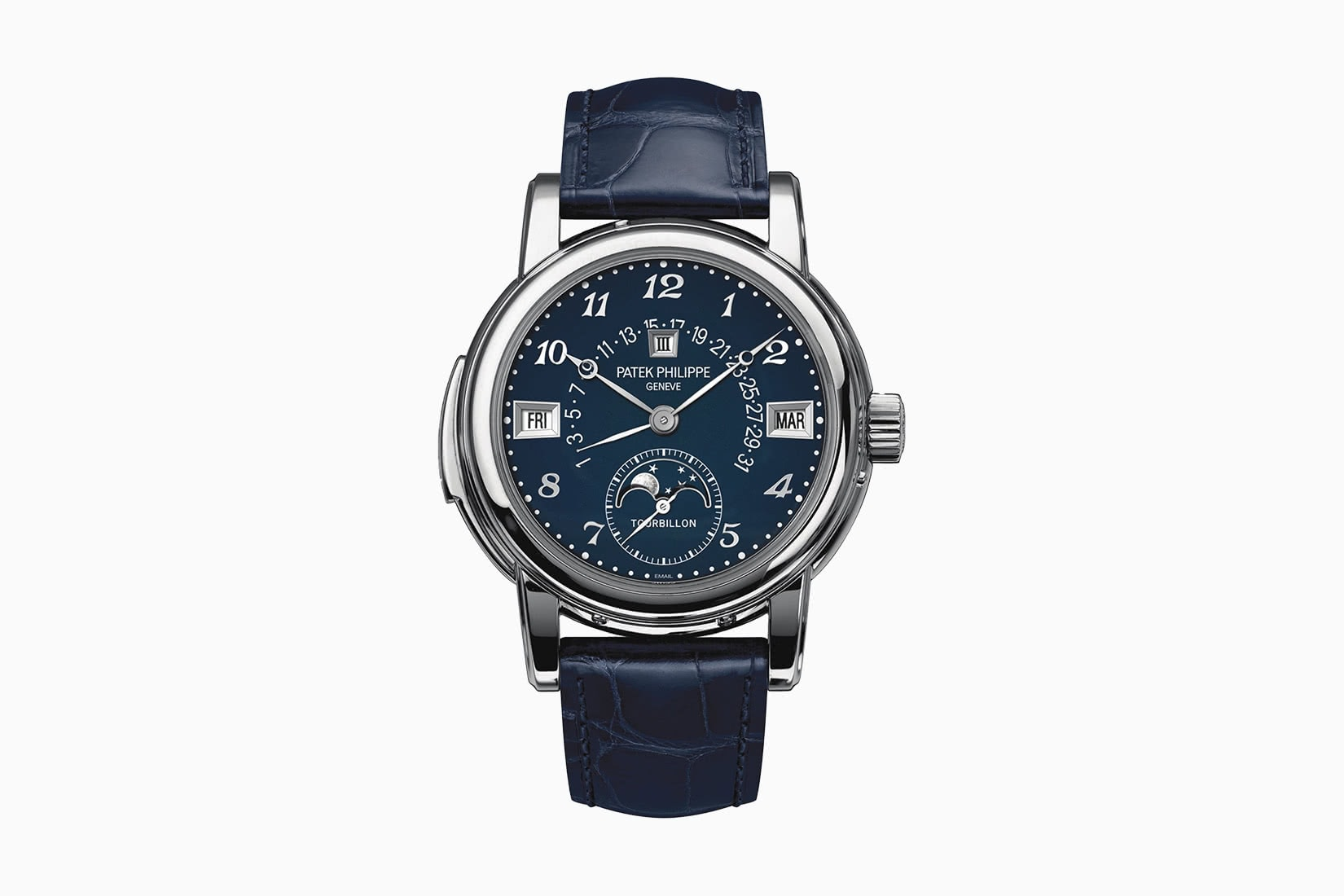 most expensive watches patek philippe stainless steel ref 5016A 010 - Luxe Digital