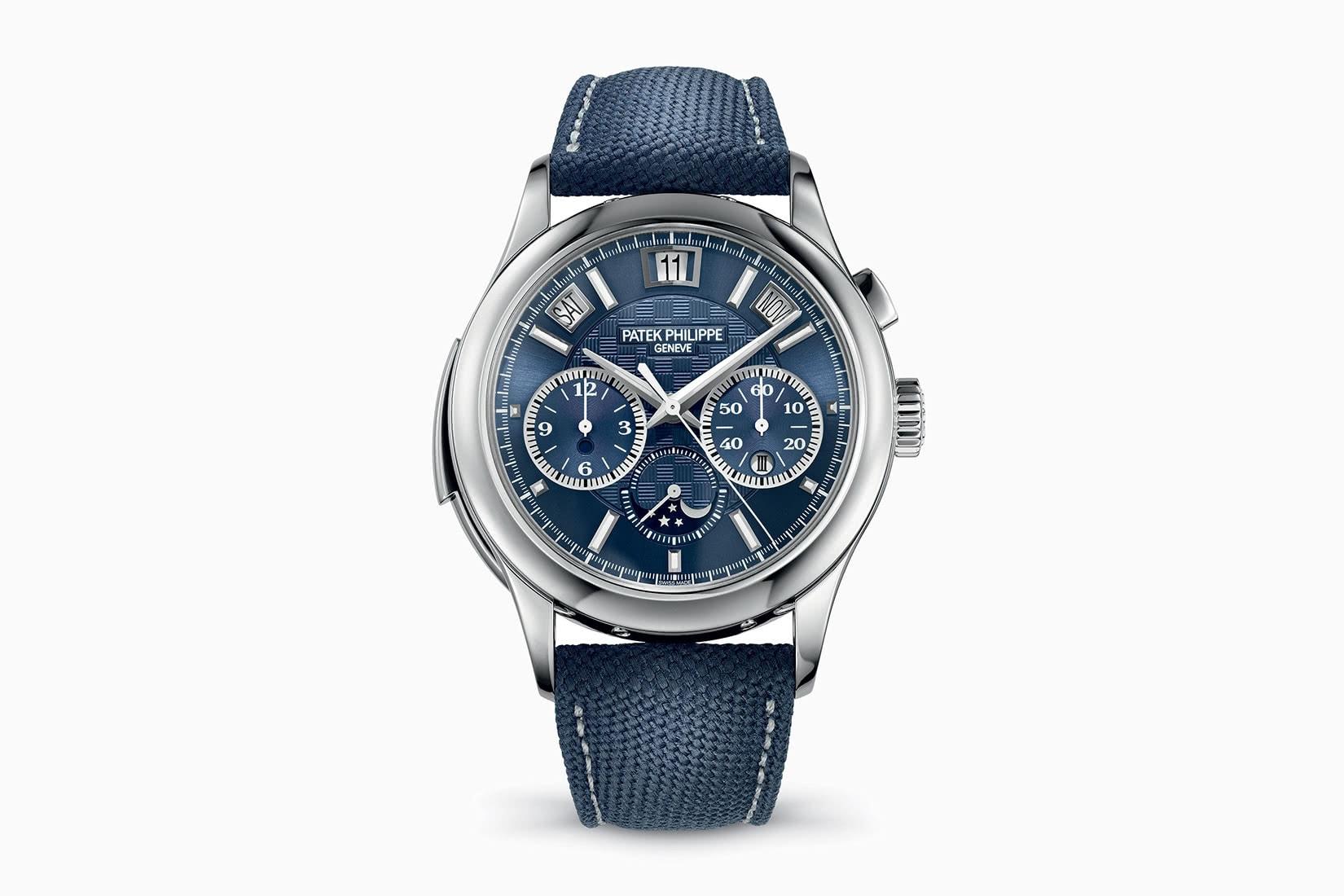 most expensive watches patek philippe titanium ref 5208T 010 - Luxe Digital