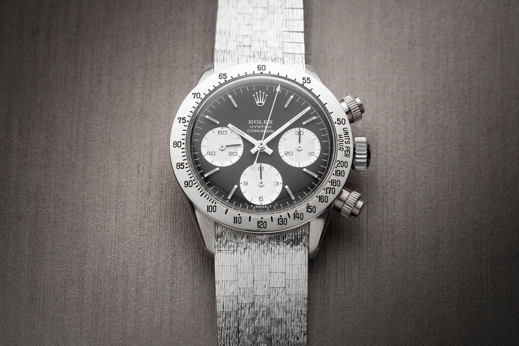 most expensive watches rolex daytona unicorn ref 6265 - Luxe Digital