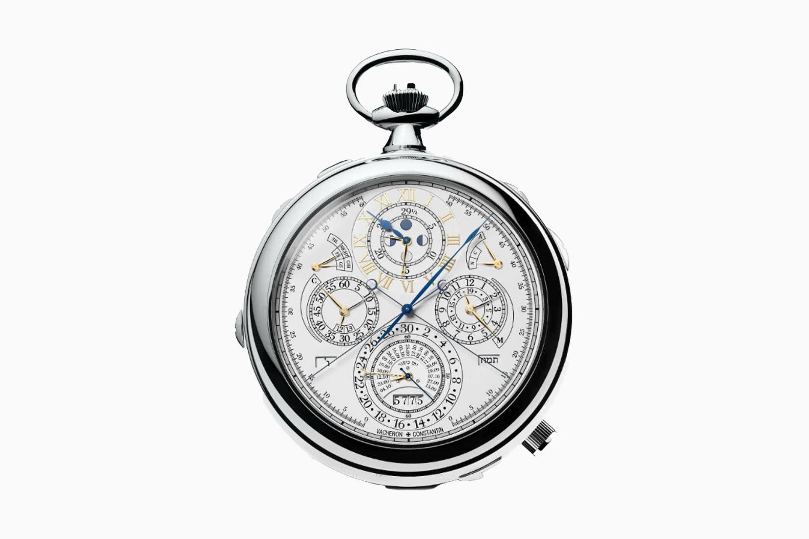 most expensive watches vacheron constantin 57260 - Luxe Digital