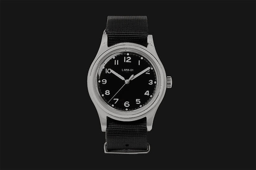 best men watch merci LMM-01 review - Luxe Digital