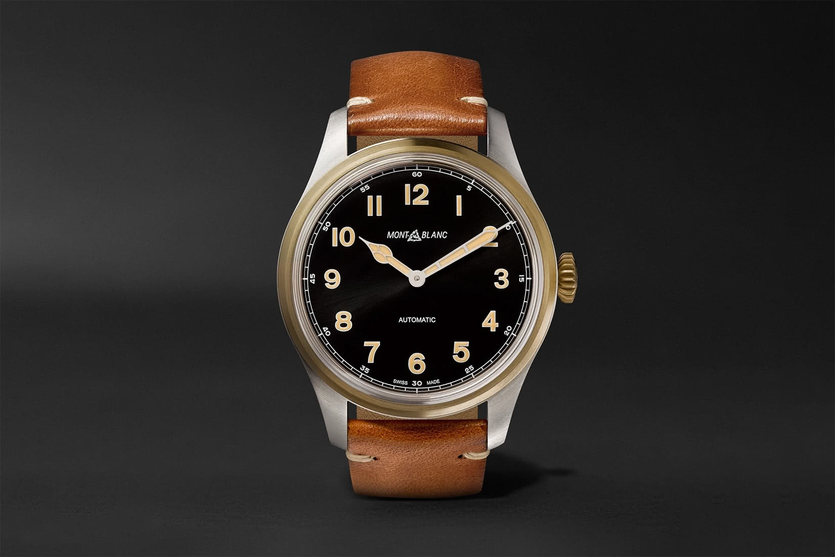 best men watch montblanc automatic review - Luxe Digital