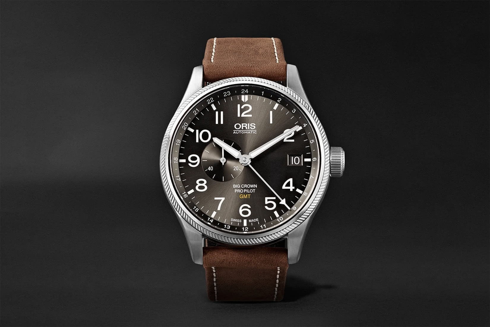 best men watch oris aviator review - Luxe Digital