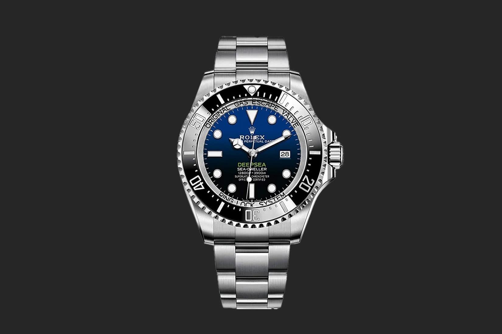 best men watch rolex sea dweller deepsea review - Luxe Digital