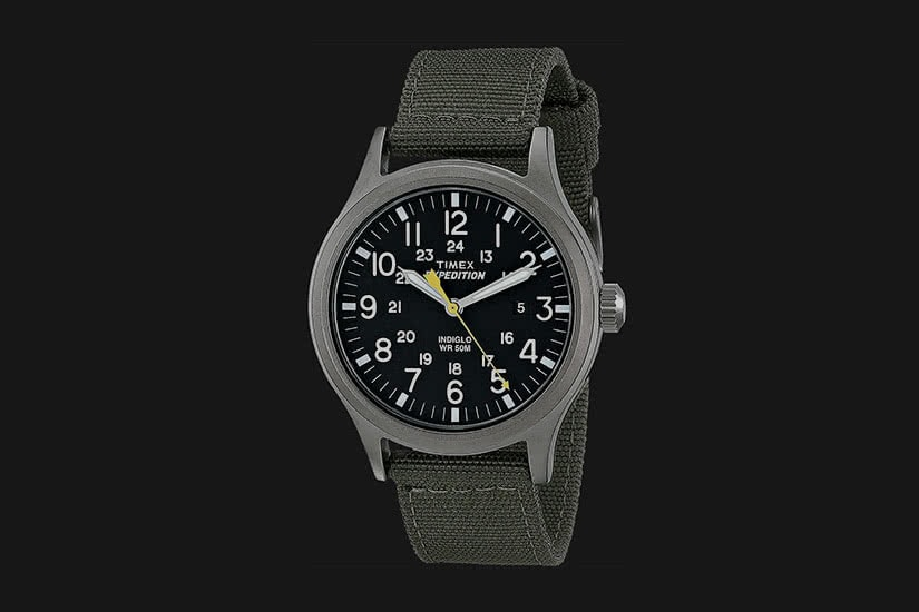 best men watch timex expedition scout review - Luxe Digital