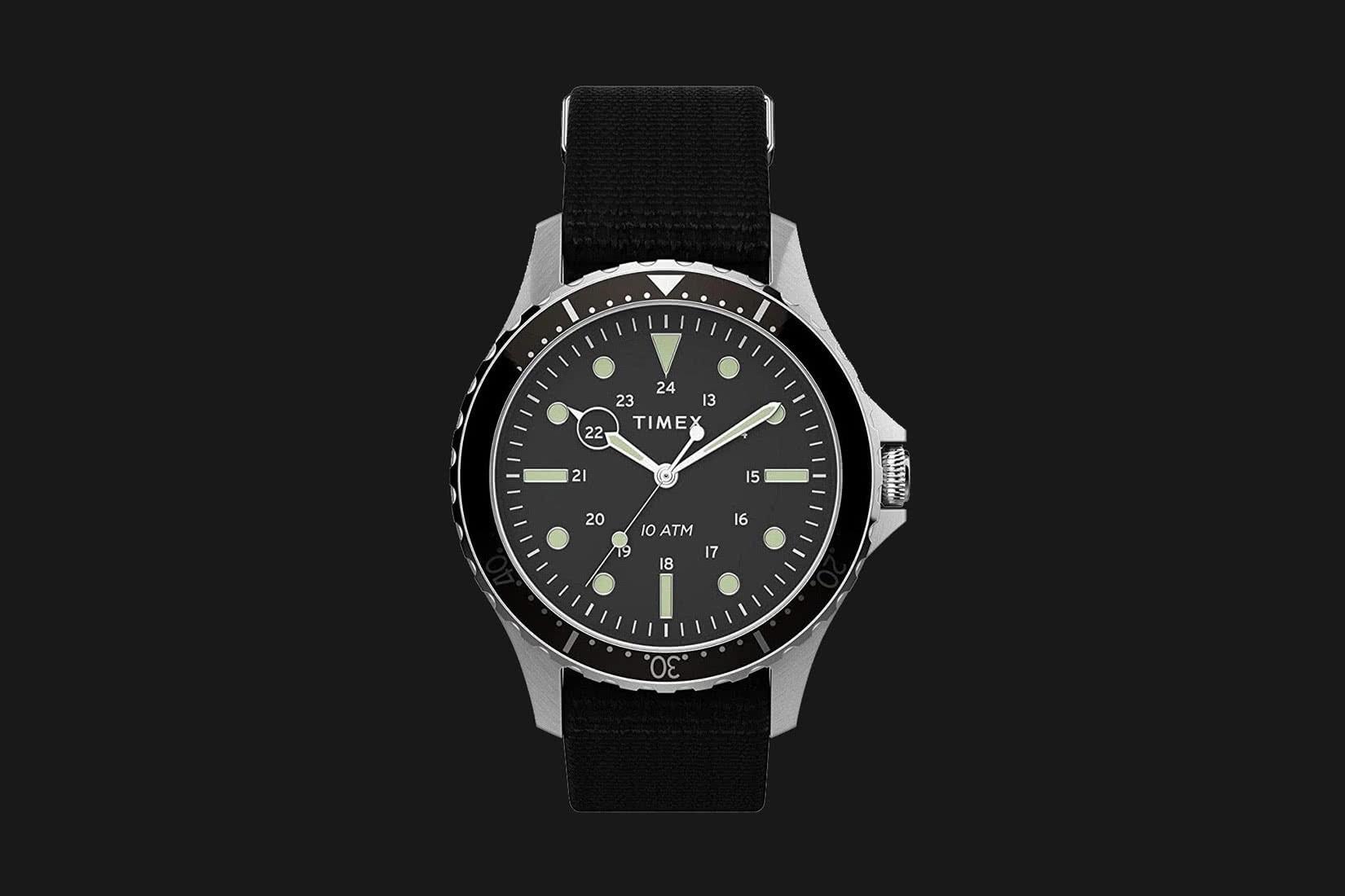 best men watch timex navi XL review - Luxe Digital