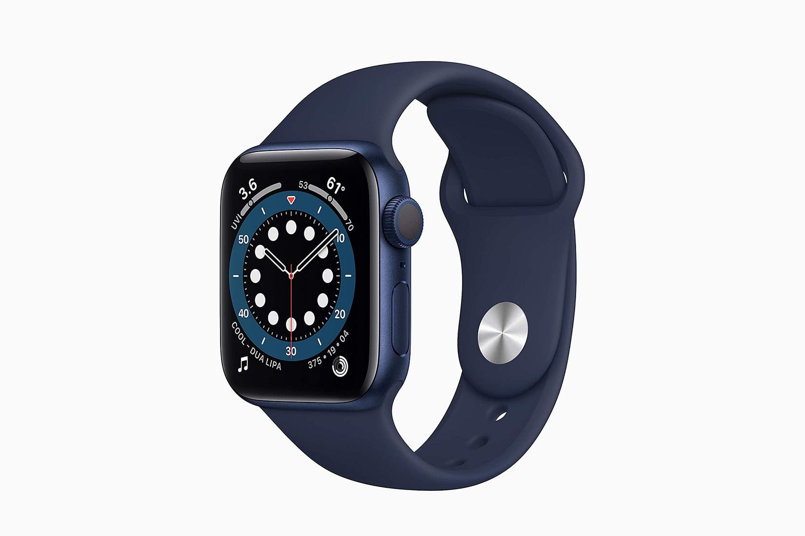 best men watches apple watch series 6 review - Luxe Digital