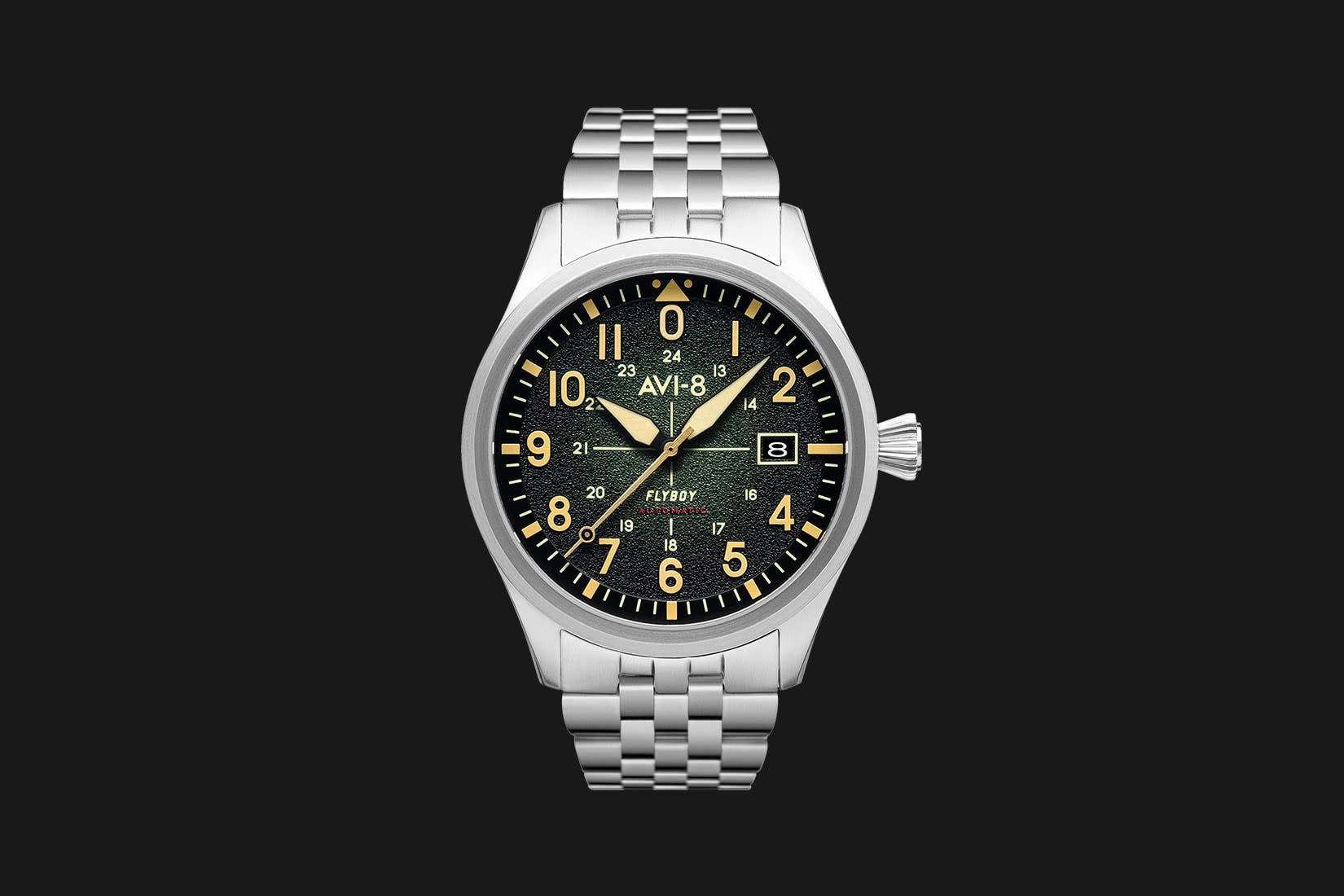 best men watches avi-8 flyboy review - Luxe Digital