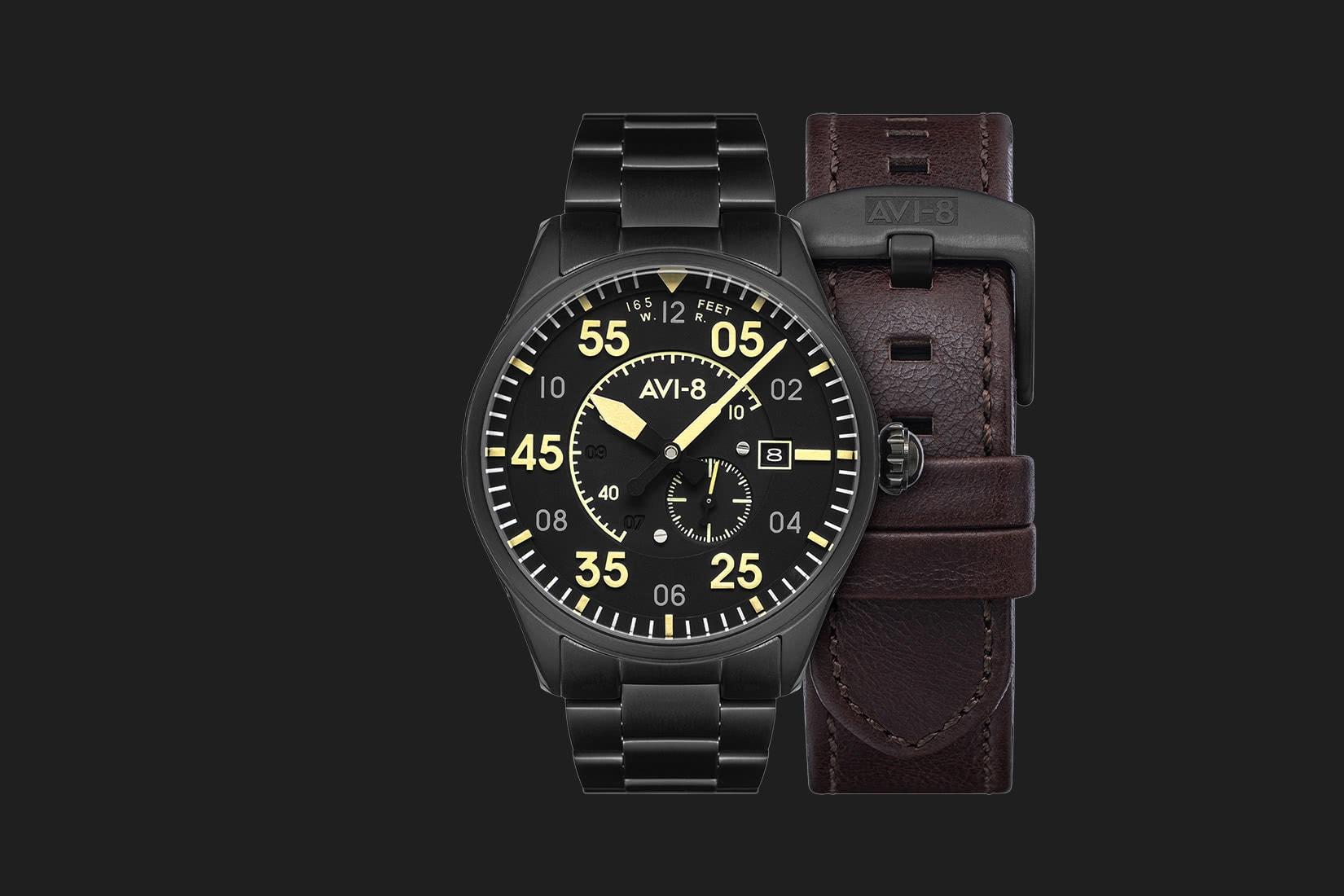 best men watches avi-8 type 300 review - Luxe Digital