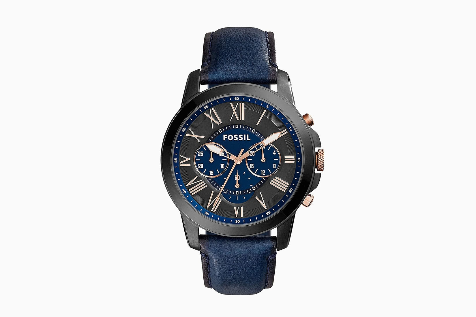 best men watches fossil racing chronograph review - Luxe Digital
