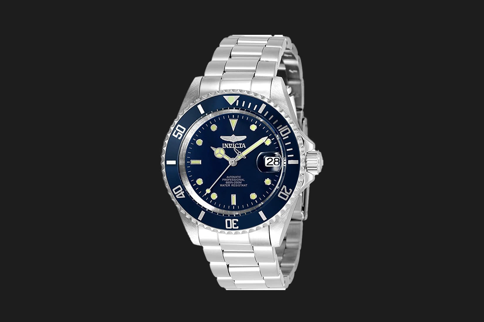 best men watches invicta pro diver review - Luxe Digital